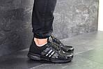 Мужские кроссовки Adidas Clima Cool (черные), фото 6