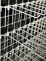 Одинарный крючок 150мм на тоговую сетку ячейкой 100мм, фото 1