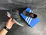 Мужские кроссовки Adidas Clima Cool (серые), фото 4