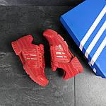 Чоловічі кросівки Adidas Clima Cool (червоні), фото 2