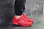 Чоловічі кросівки Adidas Clima Cool (червоні), фото 6