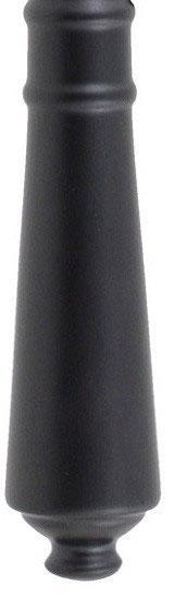 Ручка оконная Fimet 154P D.K. Paris NM матовый черный