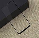 Защитное стекло  Full Glue для Xiaomi Redmi 7 черное , фото 2