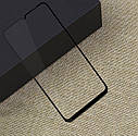 Защитное стекло  Full Glue 9D для Xiaomi Redmi 7 черное, фото 3