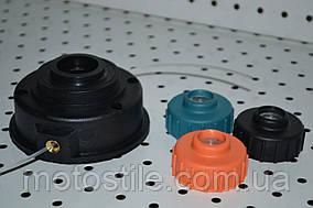 Шпуля с леской для электротриммера  (Кришка 8мм-2шт. 6мм-1шт.)