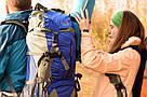Рюкзак для путешествий, походов 45 +5 литров New Outlander синий(AV 1009), фото 2