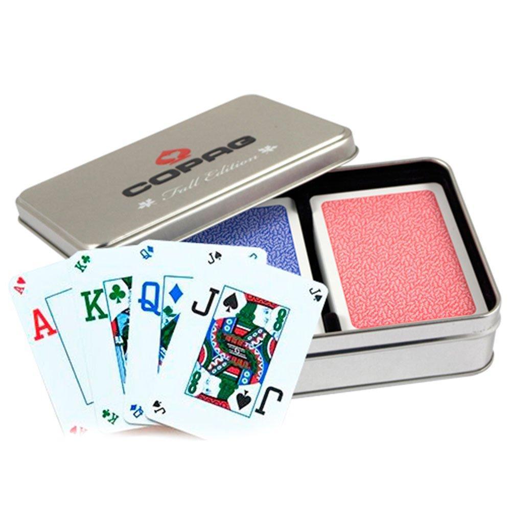Пластиковые игральные карты | Copag Fall Edition