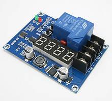 Модуль керування зарядом XH-M600 з індикатором В 6-60