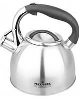 Чайник МAXMARK-1319 з нержавіючий 2,7л