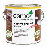 Масло с твердым воском для деревянных поверхностей цветное Hartwachs-Öl Farbig