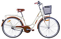 Велосипед Aist Avenue 26 1.0 Женский Бежевый