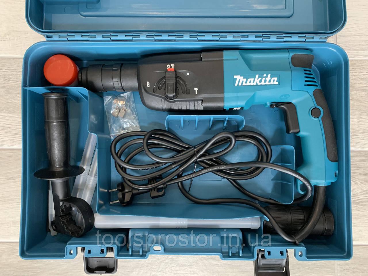 Перфоратор Makita HR 2450T (1100 уд/мин · 780 Вт)