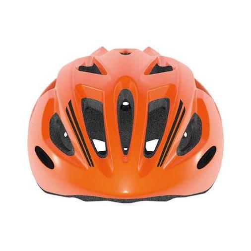 Шолом велосипедний ABUS S-CENSION L Neon Orange, фото 2