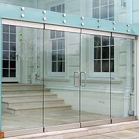 Стеклянные входные группы Glass Construct