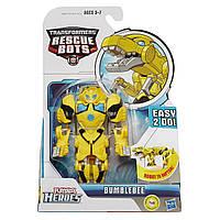 Трансформер бот спасатель Бамблби Динобот (Rescue Bots Roar to the Rescue Bumblebee), фото 1