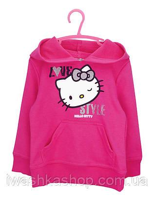 Малинова худі двунітка з Кітті на дівчаток 3 років, р. 98, Sunrio / Hello Kitty