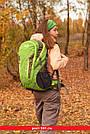 Рюкзак спортивный 40 литров New Outlander для путешествий; городской, велорюкзак- зеленый(AV 1221), фото 5