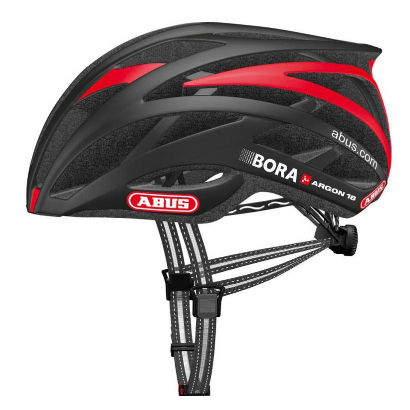 Шолом велосипедний ABUS TEC-TICAL Pro v.2 S Bora Argon 18 black