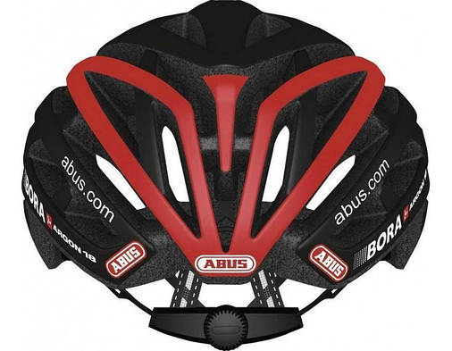 Шолом велосипедний ABUS TEC-TICAL Pro v.2 S Bora Argon 18 black, фото 2