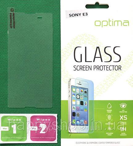 Защитное стекло Sony Xperia E3/D2202, фото 2