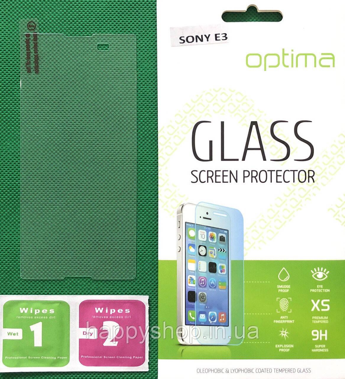 Защитное стекло Sony Xperia E3/D2202