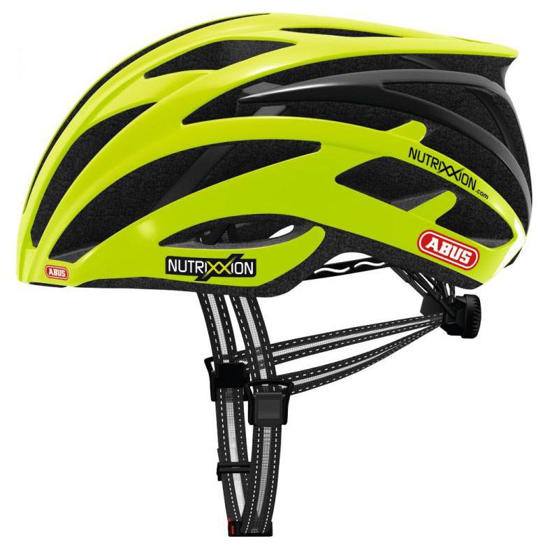 Шолом велосипедний ABUS TEC-TICAL Pro v.2 S Nutrixxion