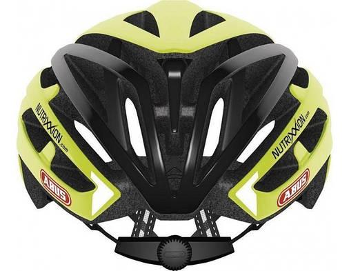Шолом велосипедний ABUS TEC-TICAL Pro v.2 S Nutrixxion, фото 2