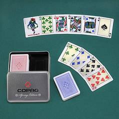 Пластикові гральні карти | Copag Spring Edition