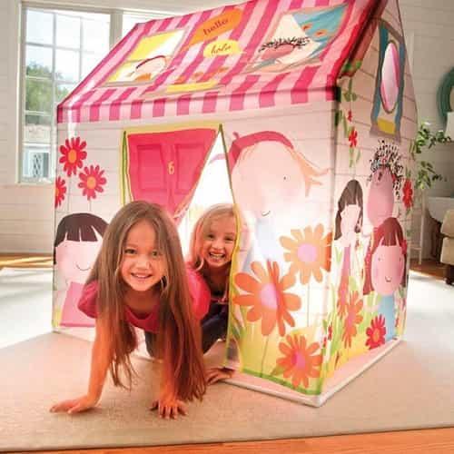 Игровые палатки и домики