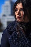 Зимнее пальто женское размер 46,  X-woyz  PL-8810-2, фото 6