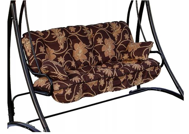 Подушки,матрасы для садовых качель 175 см, ЦК02, фото 2