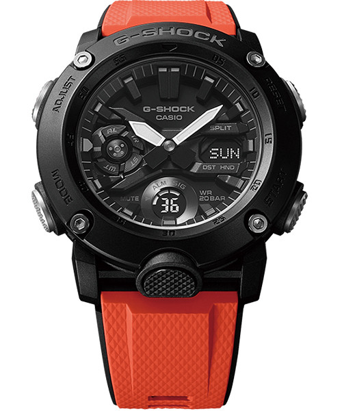 Часы Casio G-Shock GA-2000E-4ER