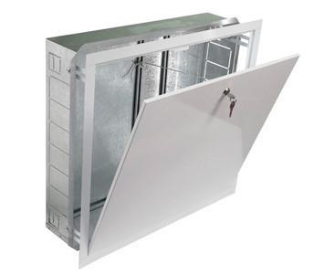 Коллекторный шкаф ШКВ-06 1145х580х110 мм встроенный
