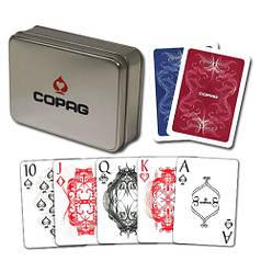 Пластикові гральні карти | Copag Centennial Box Set