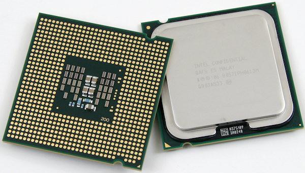 Процессор Intel Core2 Quad Q9450  tray