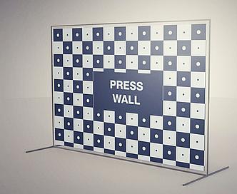 Brand wall 2.5x6 под ключ и подарки!