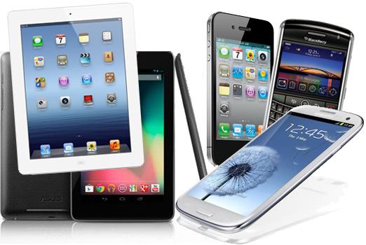 Мобильные телефоны, смартфоны, планшеты и аксессуары для них