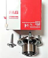 Передний подшипник ступицы ( ступица ) колеса в сборе Форд Фокус 2 Си-Макс Ford FOCUS 2 , C-MAX  FAG, фото 1