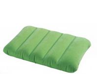 Надувная подушка пляж.Подушка надувная дорожная.Подушка надувная для путешествий.