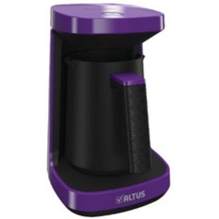 Кофемашина для турецкого кофе Altus AL797 фиолетовая