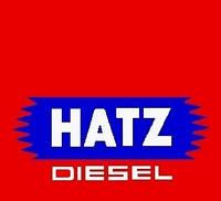 Запчасти HATZ  Двигатели HATZ Ремонт