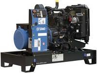 Трёхфазная дизельная электростанция мощностью 44 кВА с двигателями John Deere