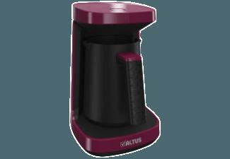 Кофемашина для турецкого кофе Altus AL797 розовая
