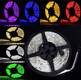 Светодиодная лента SMD 5050 + RGB