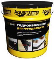 Мастика гидроизоляционная битумная холодная для фундамента ТехноНИКОЛЬ AquaMast 3,5 кг