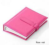 Шкатулка для сережек планшетка Книга розовая, фото 2