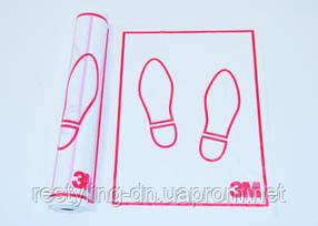 3M™ 80308 Защитные коврики для салона (250шт.)