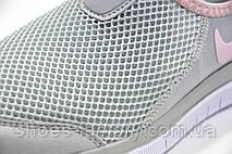 Женские кроссовки в стиле Nike Free Run 3.0, в сеточку (Slip On), фото 3