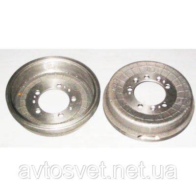 Барабан гальмівний ГАЗ 2410,31029 (виробник ГАЗ) 24-3501070-10, фото 2
