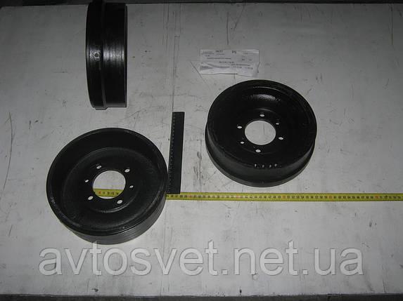 Барабан гальмівний ГАЗ 53,66 стояночн. (виробник ГАЗ) 51-3507052-Г2, фото 2